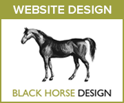 Black Horse Design Website Design (Staffordshire Horse)
