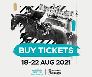 Bolesworth Young Horse 2021 (Staffordshire Horse)