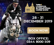 Liverpool International Horse Show 2019 (Staffordshire Horse)