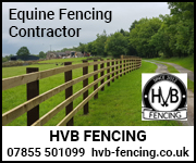 HVB Fencing (Staffordshire Horse)