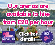 Kelsall Hill Arenas (Staffordshire Horse)