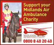 Midlands Air Ambulance (Staffordshire Horse)